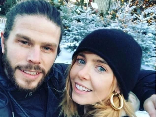 Break-up:Stacey Dooley has reportedly split from her longtime boyfriend Sam Tucknott after a three-year relationship