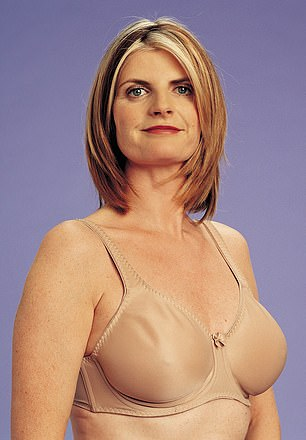 Susannah Constantine believes women shouldn't wear bras when they sleep
