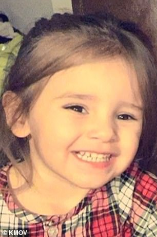 Layla Thomas developed the flu two weeks ago, with a runny nose and a cough