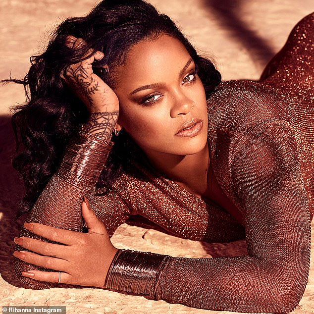 Money moves:In addition to her lingerie collections, the B**** Better Have My Money songstress, who was named the CFDA's Style Icon of the year in 2014, has lent her name to Fenty Beauty cosmetics line as well as the ready-to-wear brand Fenty x Puma