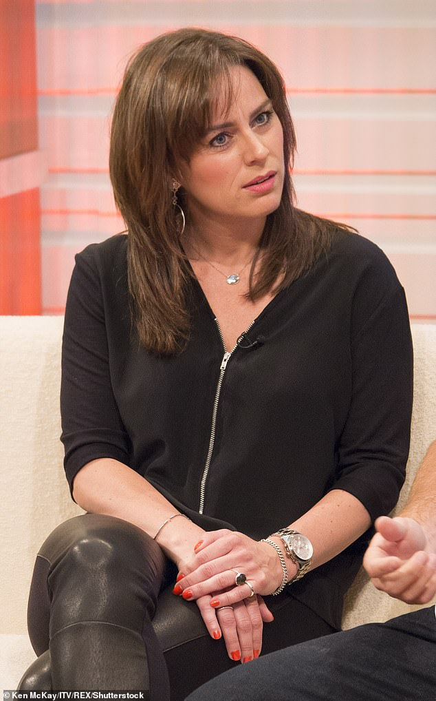 Claim: Ex EastEnders star Jill Halfpenny has allegedly had intimate photos leaked online by hackers, reports The Sun