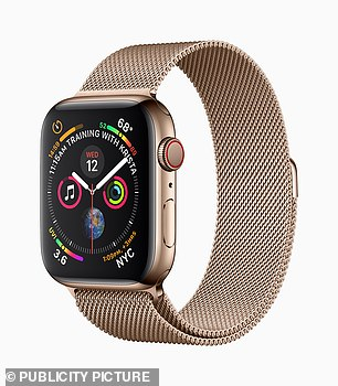 Apples latest wrist watch can detect irregular heartbeats that cause strokes and sudden cardiac death