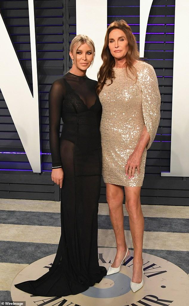 Caitlyn Jenner 69 Embraces Platonic Partner Sophia