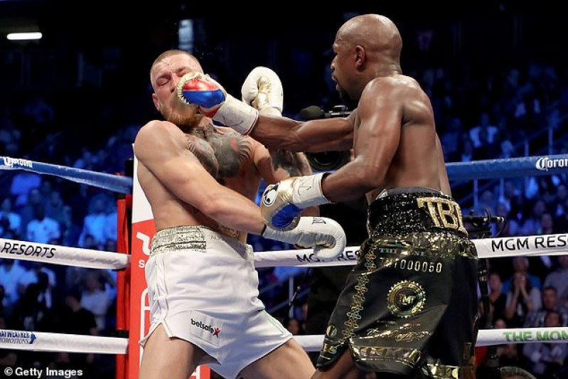 The American hung up his gloves following victory over Conor McGregor back in August 2017