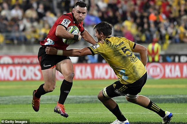 Ryan Crotty will leave the Crusaders after the World Cup to sign for a Japanese club