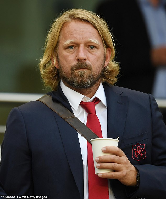They are on the hunt for a new technical director following the departure of Sven Mislintat