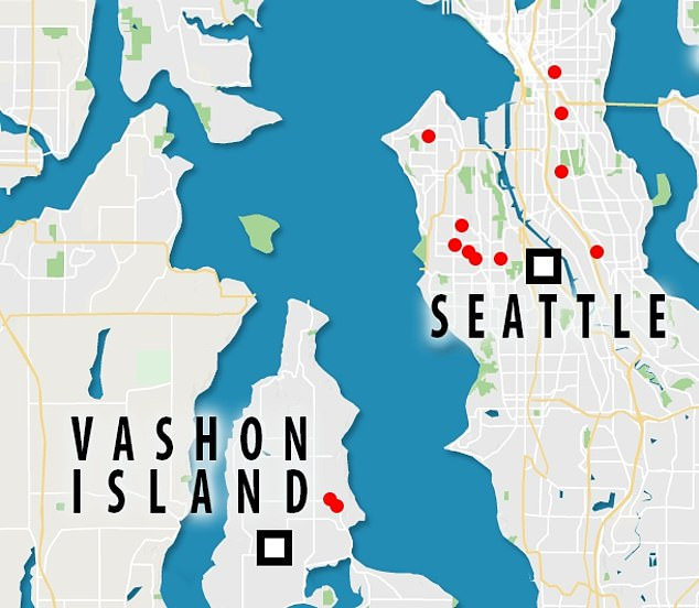 About 1,250 students may have been exposed to HIV, hepatitis B and hepatitis C at 12 school-based dental clinics in Seattle and Vashon Island in Washington