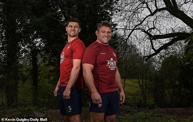 The pair admit that the club has lost its aura and that teams 'smell blood' when they face them