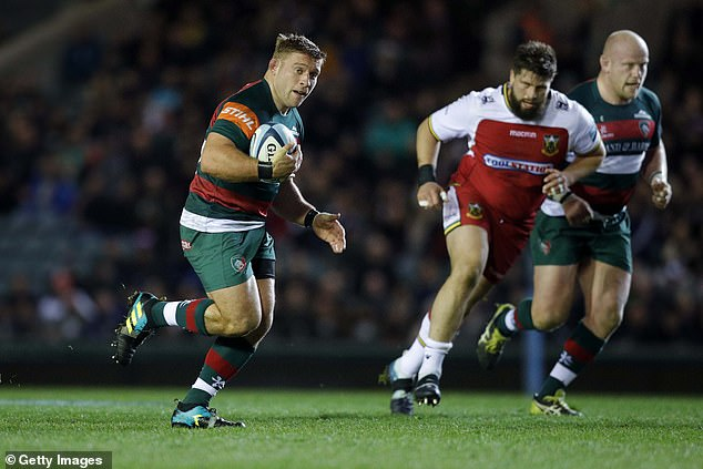 Tom Youngs believes that Leicester's gilded history has been a burden