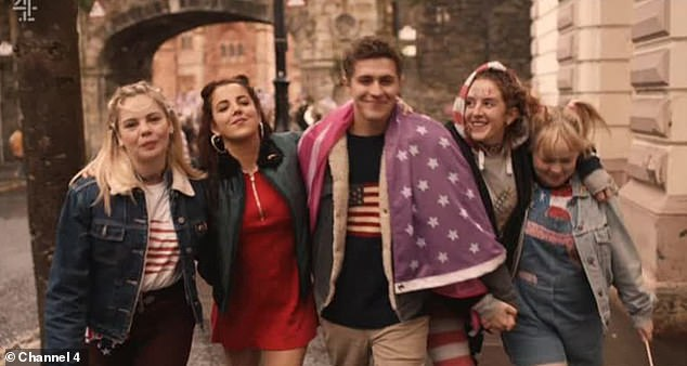 We'll be coming back! Derry Girls is expected to return to Channel 4 in 2020