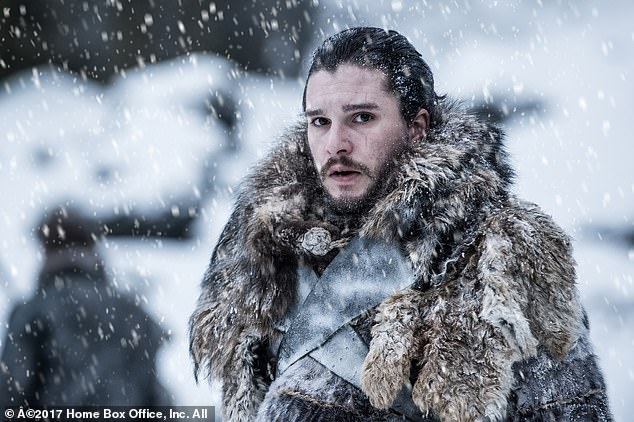 """Jon Snow: The King of the North also admitted the show's final series, which will begin broadcasting on Sunday, """"will change the way you watch TV"""""""