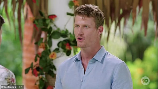 'I don't know if Australia is ready for this':Earlier in the episode, Richie had told host Osher Günsberg that the circumstances of the break-up were 'pretty grubby'