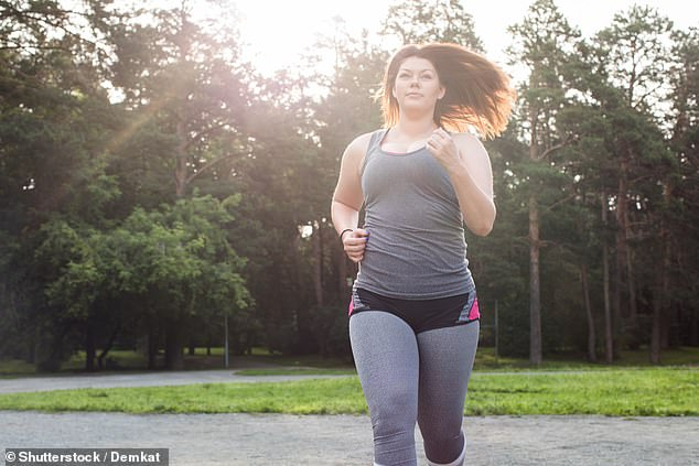A study of more than 4,000 young adults in the UK found more than 20 per cent are walking around with dangerous levels of fat in their liver. File image used