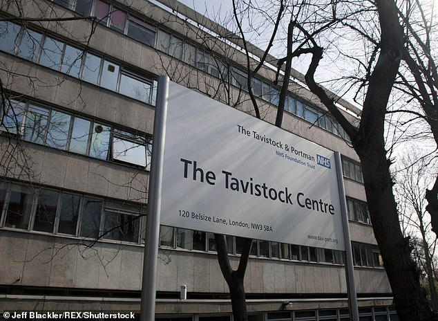 There has been a sharp rise in referrals to the Gender Identity Development Service at the Tavistock Centre in North London