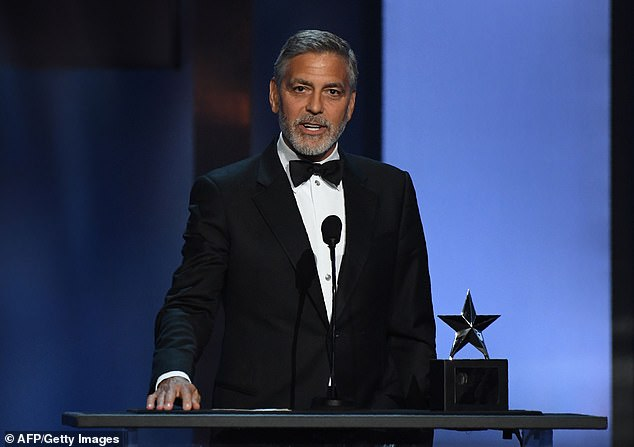 Boycott: George Clooney called for a boycott of hotels owned by the Sultan of Brunei - which also includes London 's 45 Park Lane and the Beverly Hills Hotel in Los Angeles - after the nation passed a law making homosexuality and adultery punishable by death