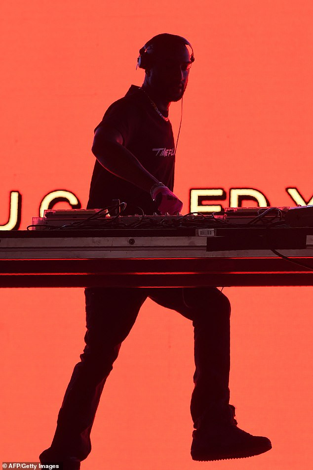 Talented: Meanwhile, Virgil Abloh, the multi-hyphenate, has visited his DJ set at the annual outdoor festival