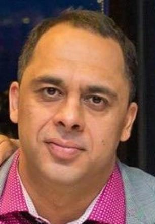 Beloved bounder Aaron Khalid Osmani, 37, also died in hospital from his injuries after he was shot outside the Love Machine Nightclub