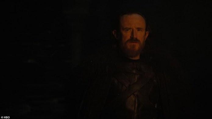 Dolorous Edd:They're seen at a dark castle as they run into Eddison Tollett (Ben Crompton)