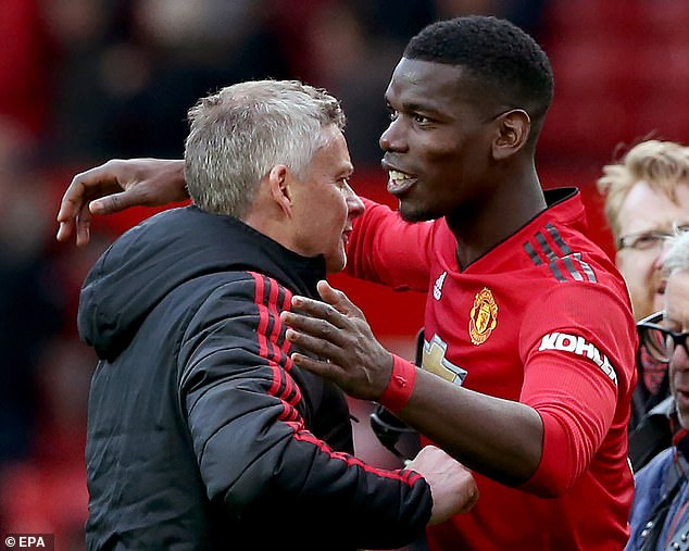 Pogba improved under the leadership of Ole Gunnar Solskjaer, but is he worth his wage demands?