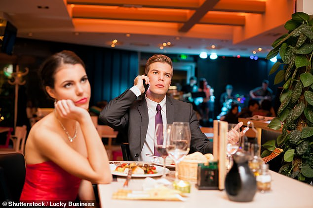 'First dates are really important and often only give you the one chance to set the right impression and make an impact that will help you to progress to a second date,' Yvonne said (stock image)