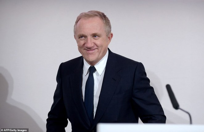Late on Monday evening French billionaire Francois-Henri Pinault pledged 100 million euros (£86.2 million) towards the rebuilding of Notre Dame Cathedral in Paris, which was partly gutted by a devastating fire