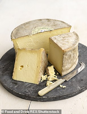 Do remember that cheese is calorific so don't eat too much