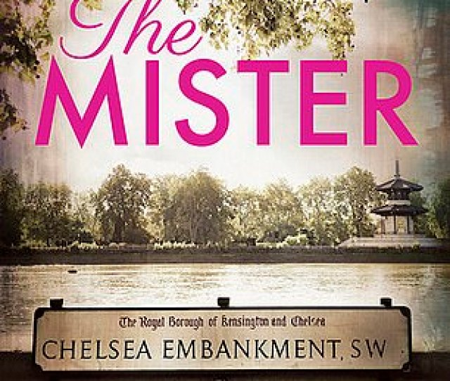 James New Book The Mister Is Released Today The Author Teased The