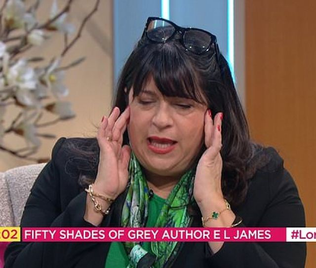 Fifty Shades Of Grey Author E L James Discusses Her New Book And What Her Sons Really Think Of Her Daily Mail Online