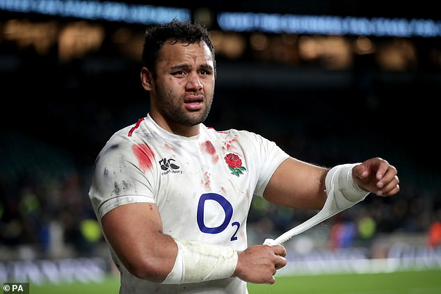 Vunipola escaped a fine or ban for his Instagram post and has not apologised