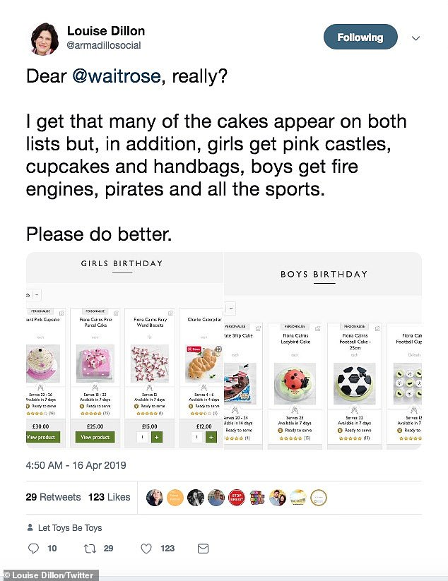 Mother Of Two Louise Dillon From Warwickshire Called Out Waitrose For Its