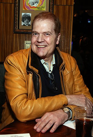 Known as 'The Godfather of Sports, Chet Coppock was seated in the passenger seat during the crash. AfterwardsCoppock was transported to a hospital in Savannah, where he ultimately died on Wednesday