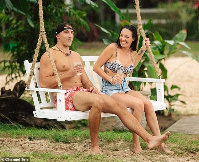 'I was blindsided!' Bachelor in Paradise star Brittney Weldon has revealed she was genuinely heartbroken by Ivan Krslovic's decision to give Tenille Favios a rose instead of her
