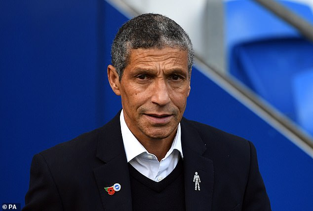 Chris Hughton has been in football long enough to know that bad results create pressure
