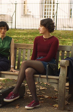 Recordings of Series 2, in which Fleabag and her sister Claire chat in a local park