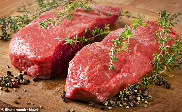 Typically you can eat whole cuts of beef (rather than mince, which perishes far faster) between five to 16 days after you buy it