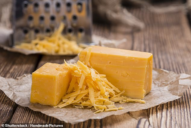 Hard cheese can be safe to eat for six weeks after its best-before date if kept refrigerated