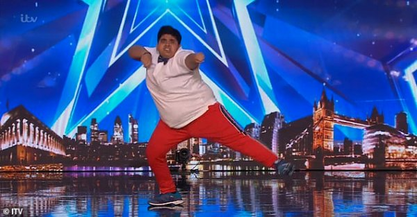 Britain's Got Talent: Dance sensation Akshat Singh, 13 ...