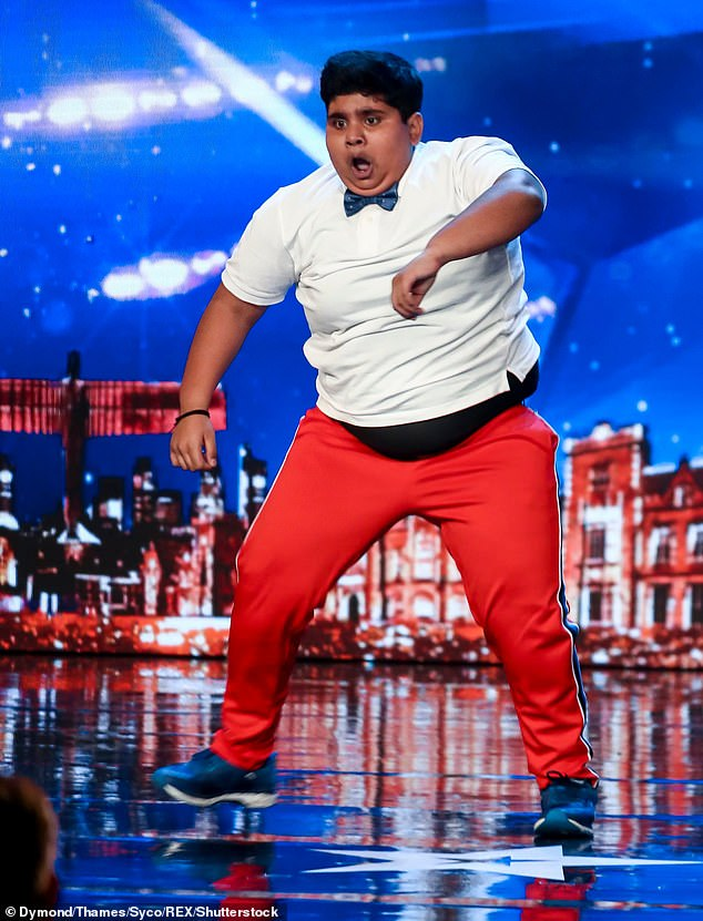 He's in! The 13-year-old warmed the hearts of hosts Ant and Dec, both 43, with his incredible dancing set on Saturday's BGT, and was subsequently sent straight to the semi-finals via the Golden Buzzer