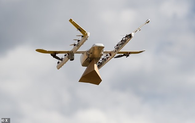The delivery service will be rolled out in Christiansburg, Virginia, which is in the vicinity of Wing's testing zone ¿ it has been testing drone delivery as part of the U.S. Department of Transportation's Integration Pilot Program since 2016