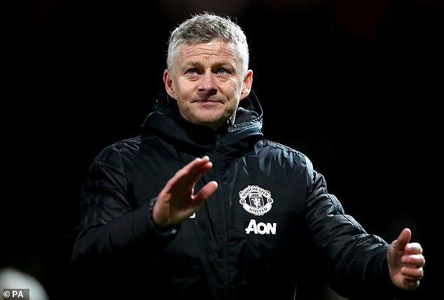 After losing 4-0 away at Everton, Solskjaer feels a Manchester derby is the perfect next game