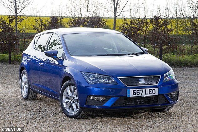 Seat's Leon is a family hatchback that can be relatively affordable to run, if you go for the 1.0-litre model