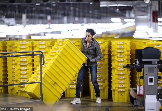 Amazon has created a special division assigned to weeding out countefeit products on its platform through investigation and civil lawsuits (stock)