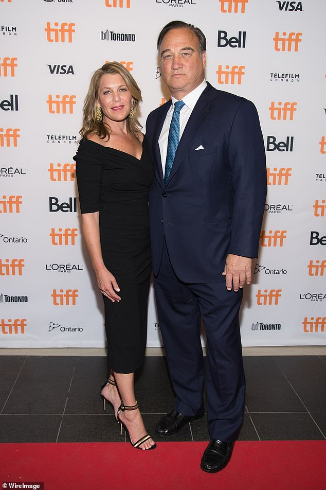 Jim Belushi 64 And Wife Jennifer Sloan Call Off Their Divorce13 Months After They Split