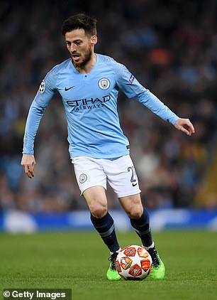 David Silva is a little maestro in midfield