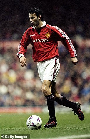 Ryan Giggs flew down the wing that campaign