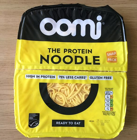 Oomi The Protein Noodle 2x11g, ocado.com £2.50