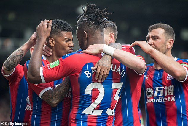 Crystal Palace and Bournemouth played an exciting 5-3 match at Selhurst Park on Sunday