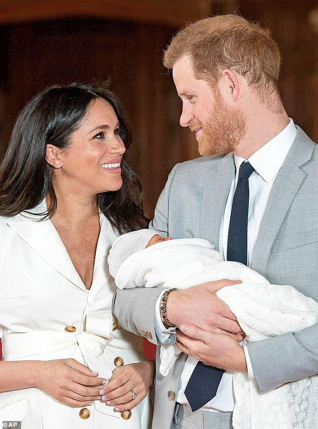 Prince Harry and Meghan have made sure to keep Princess Diana's family included in Archie's first days, with her sister Lady Jane Fellowes becoming one of the first to meet the new baby