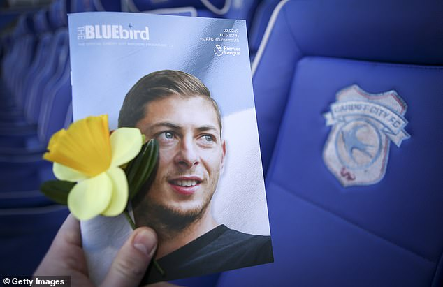 The world of football mourned the loss of Cardiff Emiliano Sala's signing in January 2019
