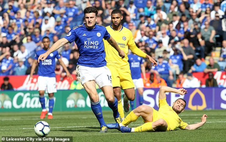 Harry Maguire is back on Manchester United's radar as they look at summer signings
